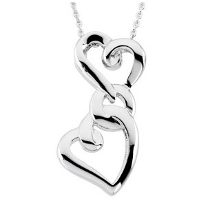 Sterling Silver My Mother Forever My Friend™ Necklace