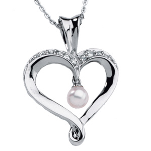 Heart and Soul™ Pendant & Chain
