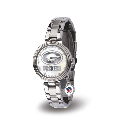 Green Bay Packers Charm Watch