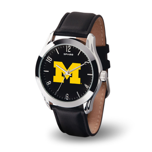 Michigan Wolverines Classic Watch