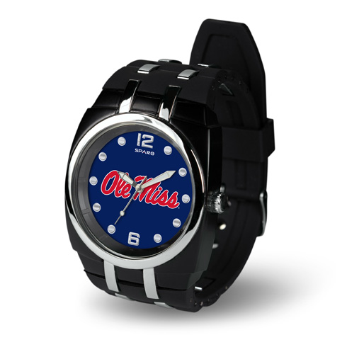 University of Mississippi Crusher Watch