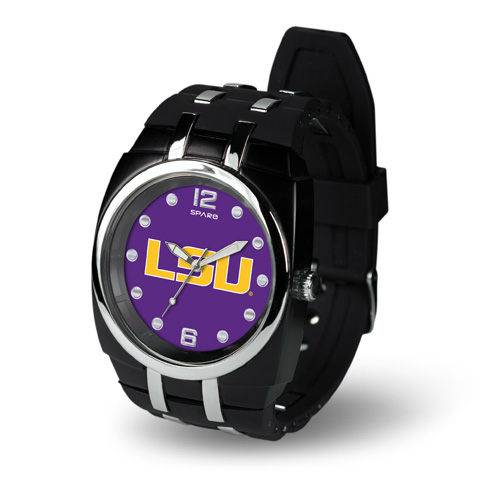 LSU Tigers Crusher Watch