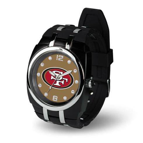 San Francisco 49ers Crusher Watch