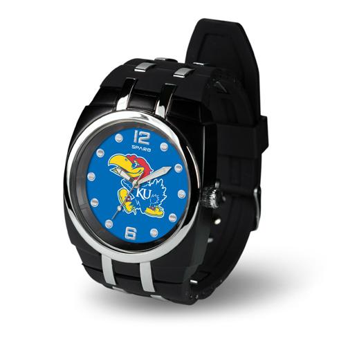 Kansas Jayhawks Crusher Watch
