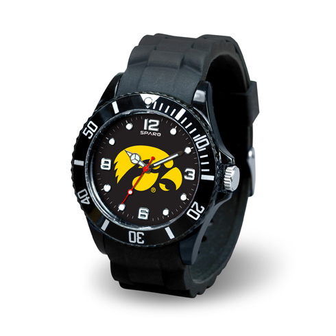 University of Iowa Hawkeyes Spirit Watch