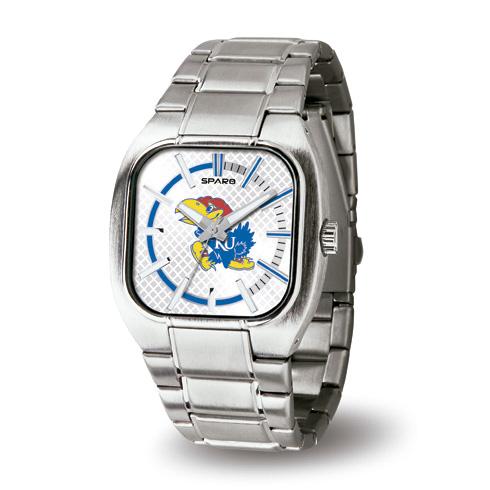 Kansas Jayhawks Turbo Watch