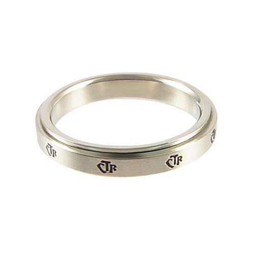 Spinner Mini CTR Ring 3.5mm - Stainless Steel