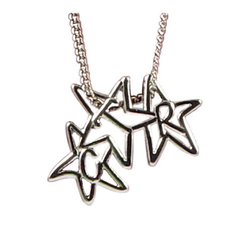 CTR Star Slide Necklace