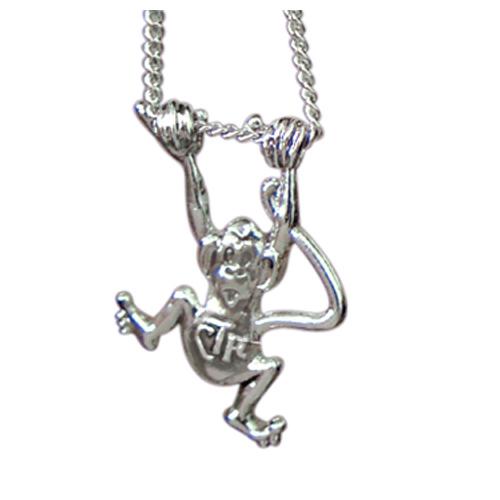 CTR Monkey Slide Necklace