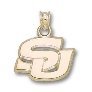 Southern University Pendant 14kt Yellow Gold