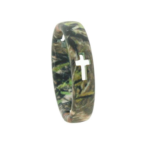 Hunter's Cross Mossy Oak Obsession Ring