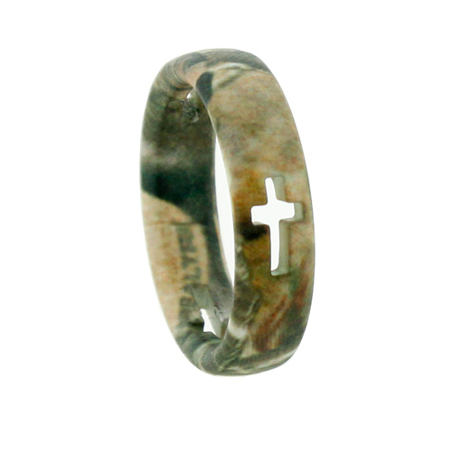 Hunter's Cross Realtree AP Camouflage Ring