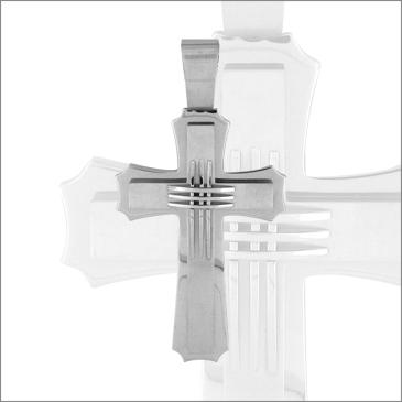 Jumbo 4 1/2in Steel Cross