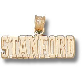 10kt Yellow Gold Stanford University STANFORD Pendant