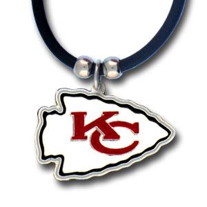 Kansas City Chiefs NFL Logo Pendant