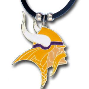 Minnesota Vikings NFL Logo Pendant