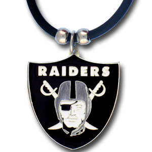 Oakland Raiders NFL Logo Pendant