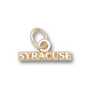 Syracuse Orangemen 1/16in 14k Charm