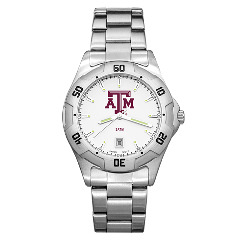 Texas A&M University All-Pro Chrome Watch