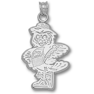 Temple 7/8in Pendant Sterling Silver