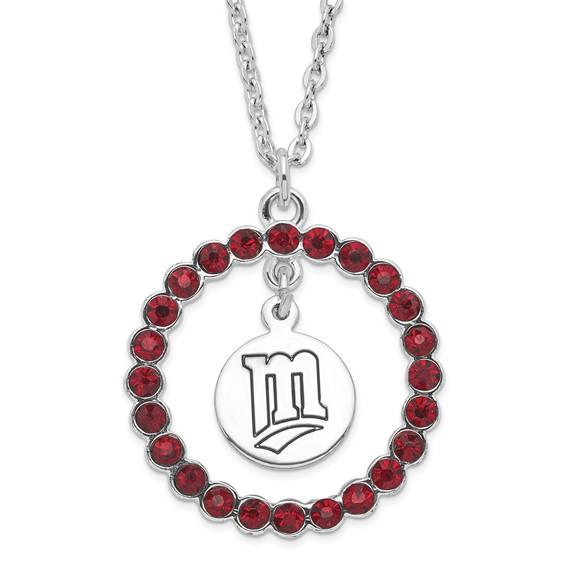 18in Minnesota Twins Spirit Necklace