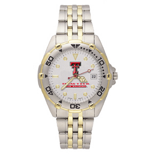 Texas Tech Red Raiders Men's All Star Watch
