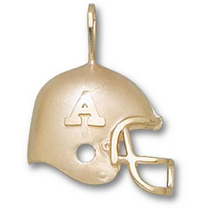 Alabama 3/4in 10k Helmet Pendant
