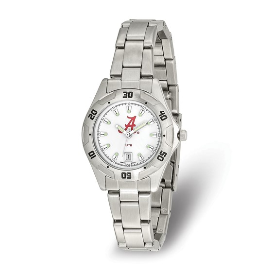 University of Alabama Women's All-Pro Chrome Watch