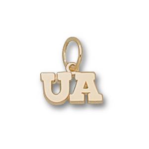 Arizona Wildcats 3/16in 10k UA Charm