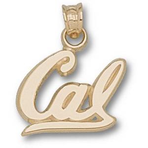 Cal Berkeley Golden Bears 5/8in 10k Pendant