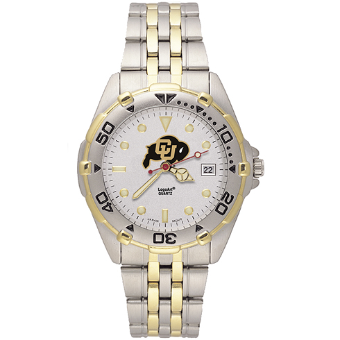 University of Colorado All Star Mens Watch