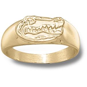Florida Gators Men's Gator Ring - 14k