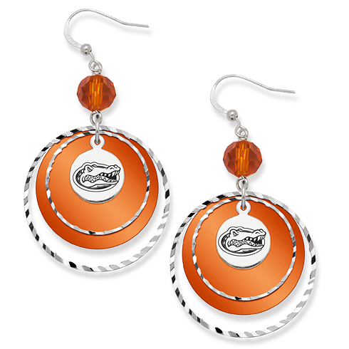 University of Florida Game Day Earrings