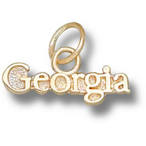 Georgia 1/8in 10k Pendant