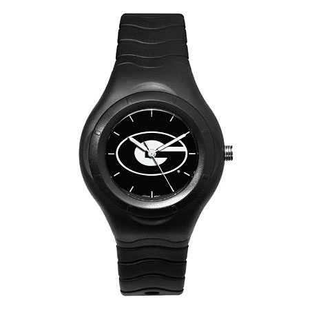 University of Georgia Shadow Black Sports Watch