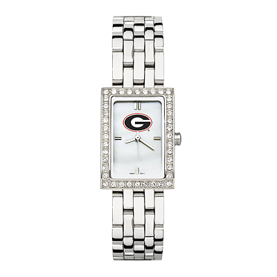 University of Georgia Allure Watch Stainless Steel Bracelet