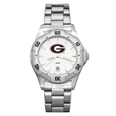 University of Georgia All-Pro Chrome Watch