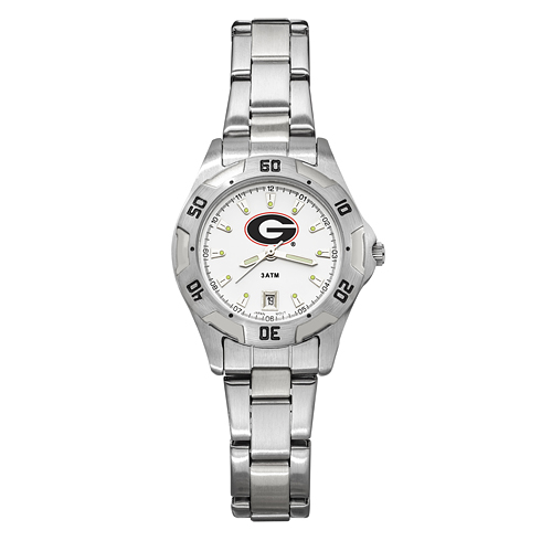 University of Georgia Women's All-Pro Chrome Watch