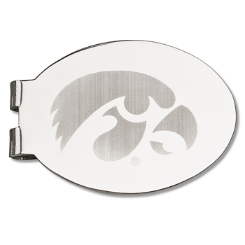 University of Iowa Tiger Hawk Money Clip