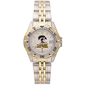 Iowa Hawkeyes Ladies' All Star Watch