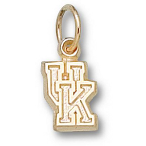 Kentucky Wildcats 1/4in 14k Pendant