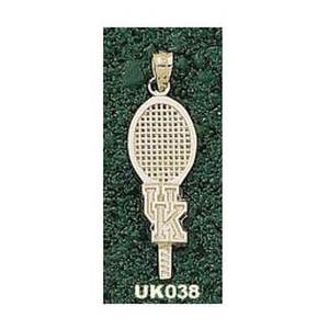 Kentucky Wildcats 1 1/4in 10k Tennis Pendant
