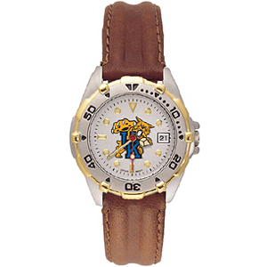 University of Kentucky Ladies' All Star Leather Watch