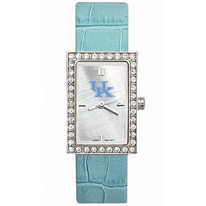 University of Kentucky Starlette Leather Watch
