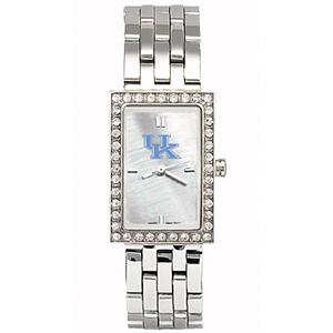 University of Kentucky Starlette Stainless Steel Watch