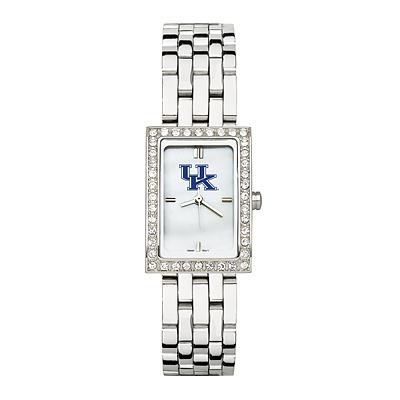 University of Kentucky Allure Stainless Steel Watch