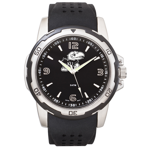 University of Kansas Stealth Men's Sport Watch