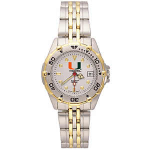 Miami Hurricanes Ladies' All Star Watch
