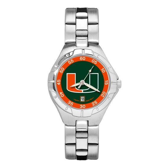 University of Miami PRO II Women's Watch