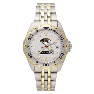 Missouri Tigers Men's All Star Watch